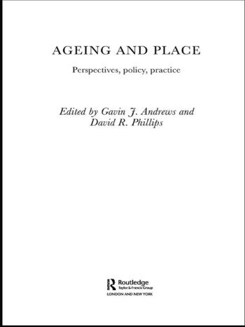 Ageing and Place book cover