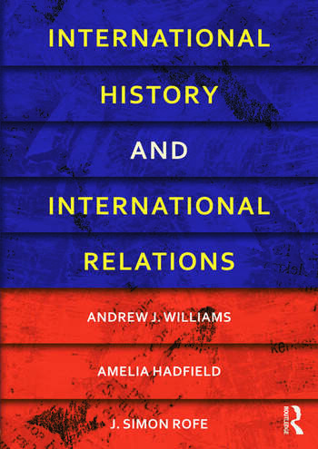 International History and International Relations book cover