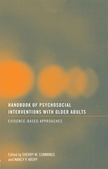 Handbook of Psychosocial Interventions with Older Adults Evidence-based approaches book cover