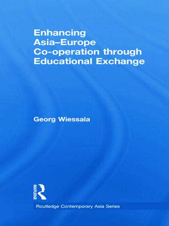 Enhancing Asia-Europe Co-operation through Educational Exchange book cover