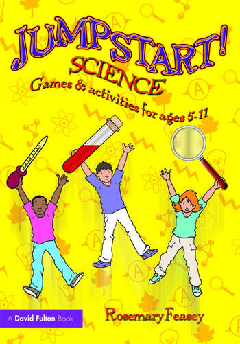 Jumpstart! Science Games and Activities for Ages 5-11 book cover