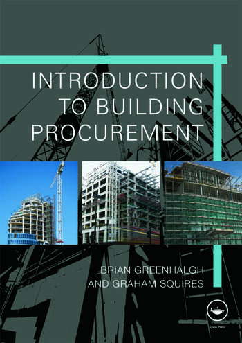 Introduction to Building Procurement book cover