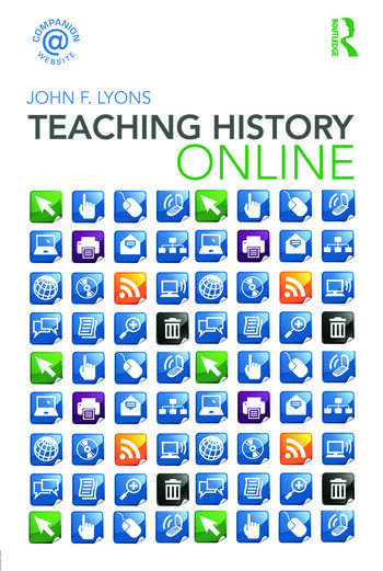 Teaching History Online book cover
