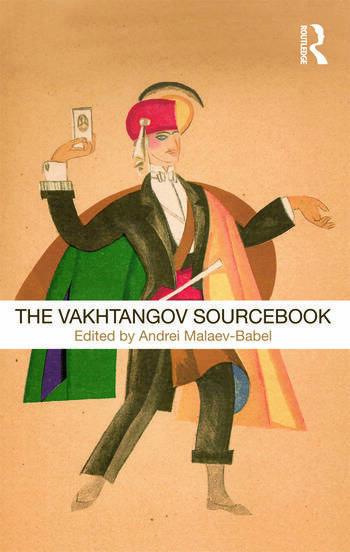 The Vakhtangov Sourcebook book cover