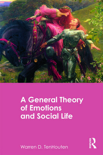 A General Theory of Emotions and Social Life book cover