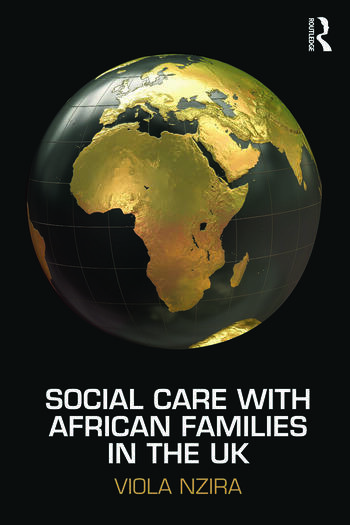 Social Care with African Families in the UK book cover