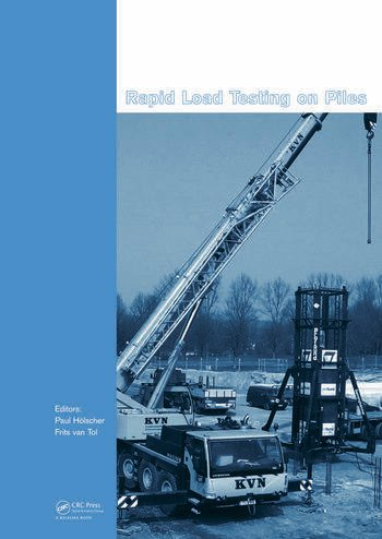 Rapid Load Testing on Piles book cover