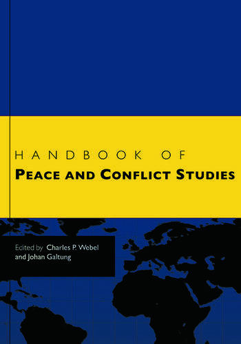 Handbook of Peace and Conflict Studies book cover