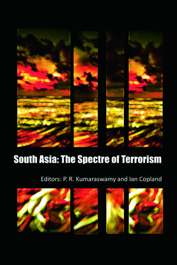 South Asia The Spectre of Terrorism book cover