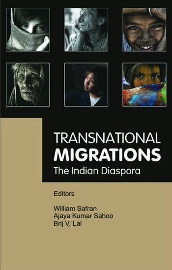 Transnational Migrations The Indian Diaspora book cover