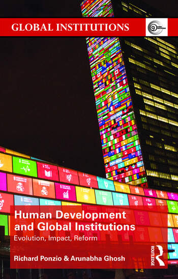 Human Development and Global Institutions Evolution, Impact, Reform book cover