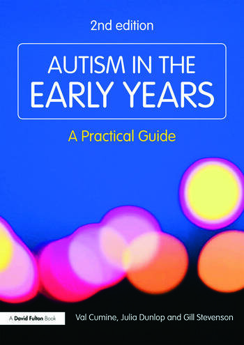 Autism in the Early Years A Practical Guide book cover