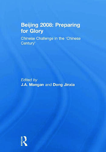 Beijing 2008: Preparing for Glory Chinese Challenge in the 'Chinese Century' book cover