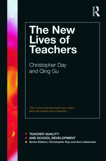 The New Lives of Teachers book cover