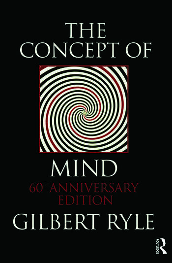 The Concept of Mind 60th Anniversary Edition book cover
