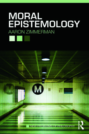 Moral Epistemology book cover