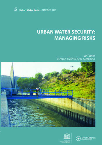 Urban Water Security: Managing Risks UNESCO-IHP book cover