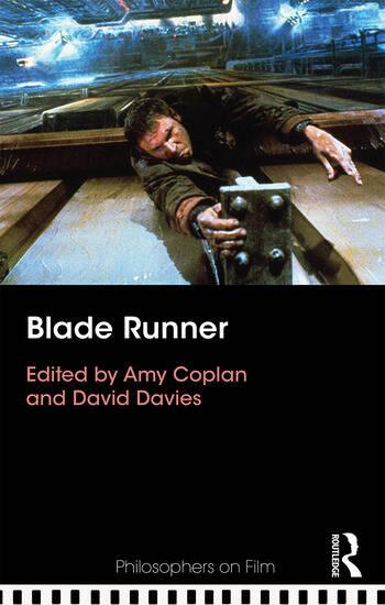 Blade Runner book cover