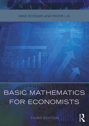 Basic Mathematics for Economists book cover