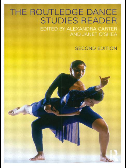 The Routledge Dance Studies Reader book cover
