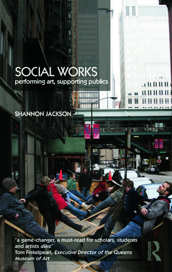 Social Works Performing Art, Supporting Publics book cover