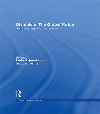 Olympism: The Global Vision From Nationalism to Internationalism book cover