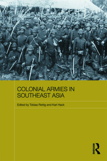 Colonial Armies in Southeast Asia book cover