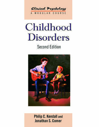 Childhood Disorders Second Edition book cover