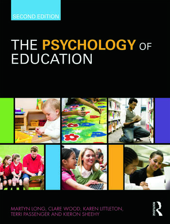 The Psychology of Education book cover