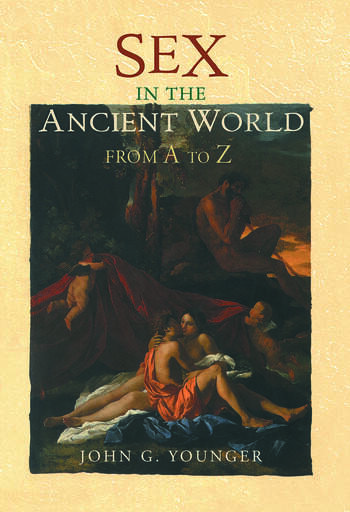 Sex in the Ancient World from A to Z book cover