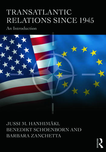 Transatlantic Relations since 1945 An Introduction book cover