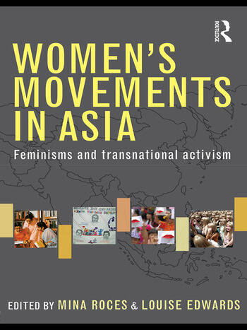 Women's Movements in Asia Feminisms and Transnational Activism book cover