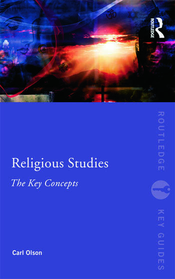 Religious Studies: The Key Concepts book cover