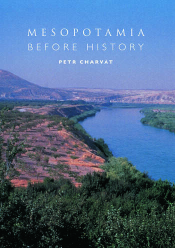 Mesopotamia Before History book cover