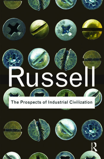 The Prospects of Industrial Civilization book cover