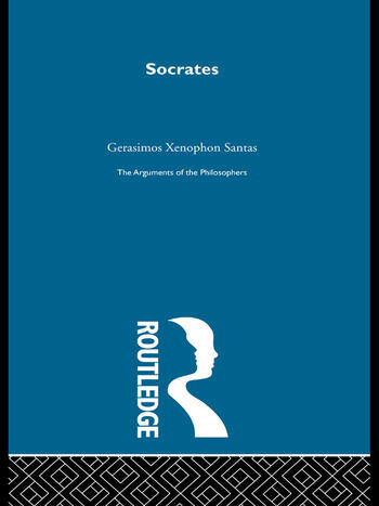 Socrates - Arguments of the Philosophers book cover