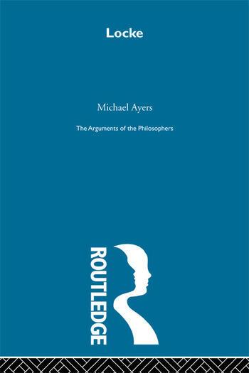 Locke - Arg Phil book cover
