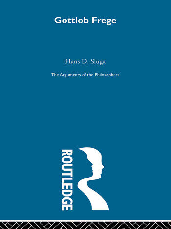 Frege - Arg Philosophers (RPD) book cover