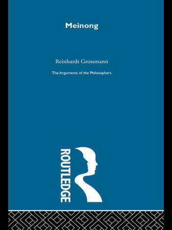 Meinong - Arg Philosophers book cover
