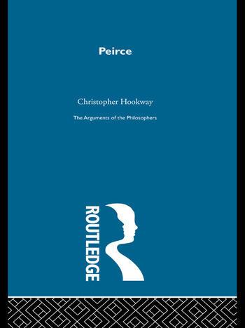 Peirce - Arg Phil book cover