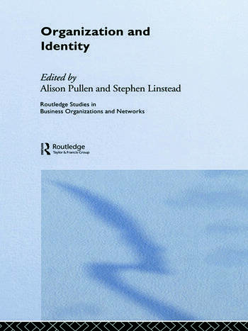 Organization and Identity book cover