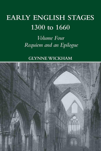 Requiem and an Epilogue book cover