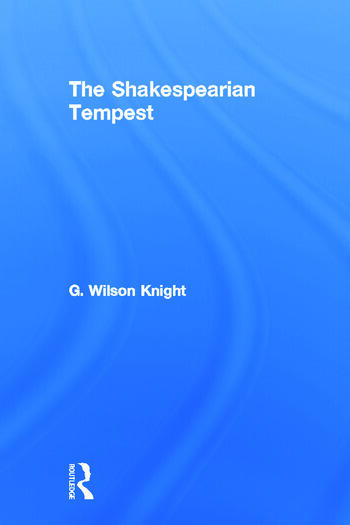 Shakespearian Tempst book cover