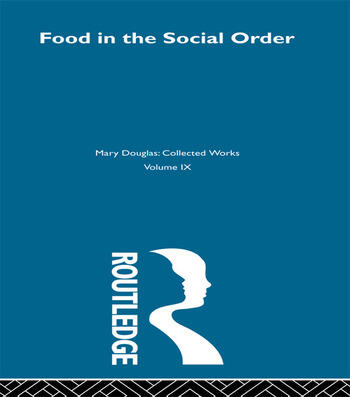 Food in the Social Order book cover