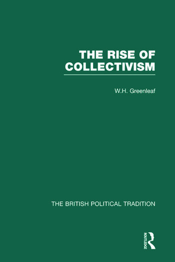 Rise of Collectivism book cover