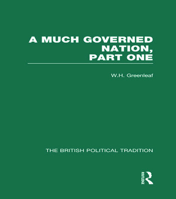 Much Governed Nation Pt 1 Vol 3 book cover