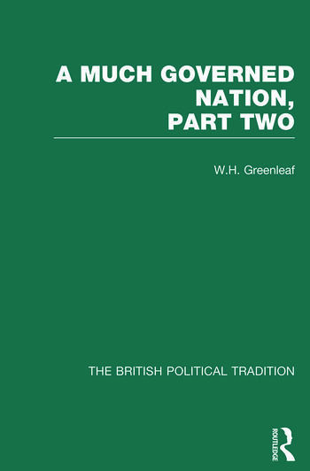 Much Governed Nation Pt 2 Vol3 book cover