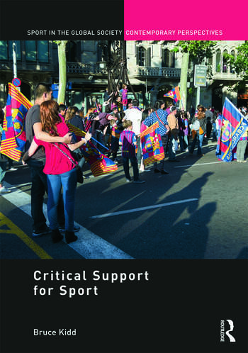 'Critical Support' for Sport book cover
