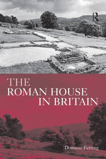 The Roman House in Britain book cover