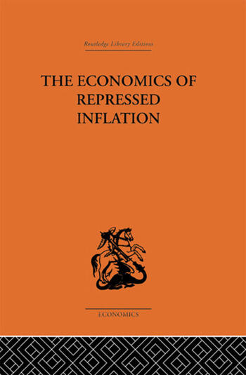 The Economics of Repressed Inflation book cover